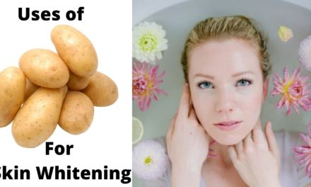6 Uses Of Potatoes For Skin Whitening