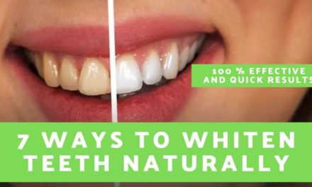 10 Natural Ways to Whiten Teeth at Home-100% Effective