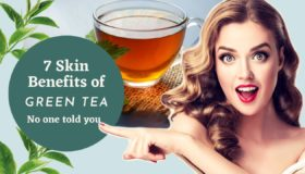 7 Green Tea Benefits for Skin